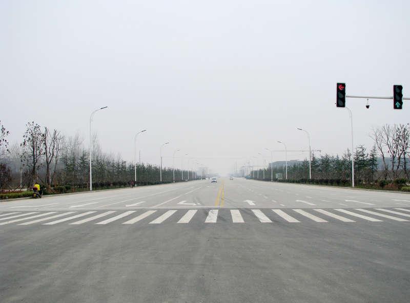 亳州市政道路工程(二)