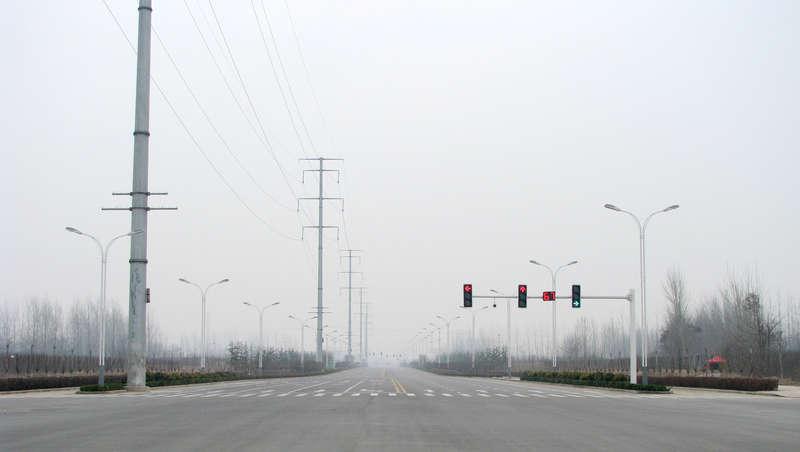 亳州市政道路工程(一)