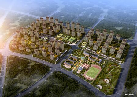 城东城中村棚户区改造项目(宿州市)