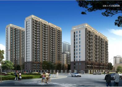 平桥高皇东村安置小区代建项目(六安市)