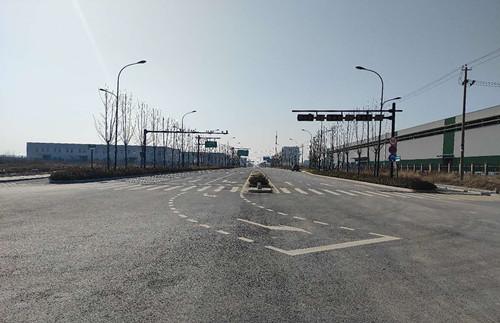 """长丰产业新城红旗路工程项目荣获合肥市市政工程""""庐州杯""""奖"""